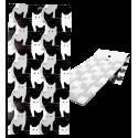 Bloc note magnétique - Carnet Formalist Birds