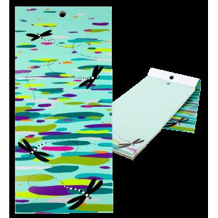Magnetic memo block - Notebook Formalist - Reflet