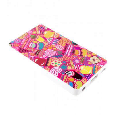 Batterie externe nomade - Get The Power 2800mAh - Candy