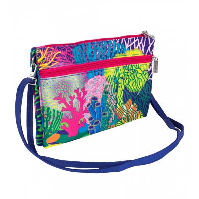 Coral Rainbow - Shoulder bag