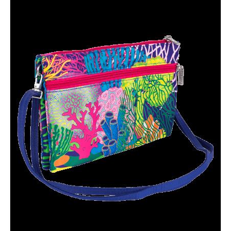 Coral Rainbow - Umhängetasche