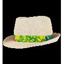 Coral Rainbow  - Chapeau T58