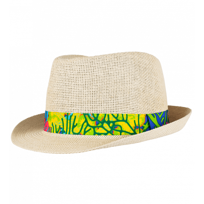 Coral Rainbow - Hat T56