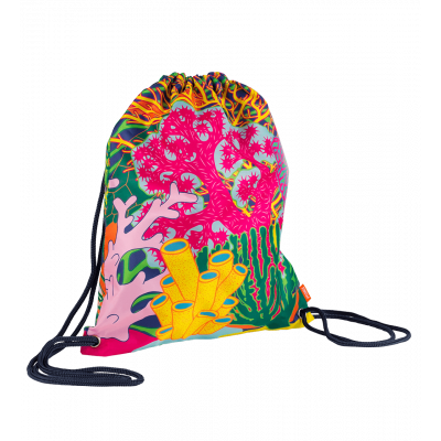 Coral Rainbow – Swimming bag