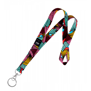 African Spirit - Schlüsselband