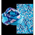 Scarf - Balade Camouflage Blue