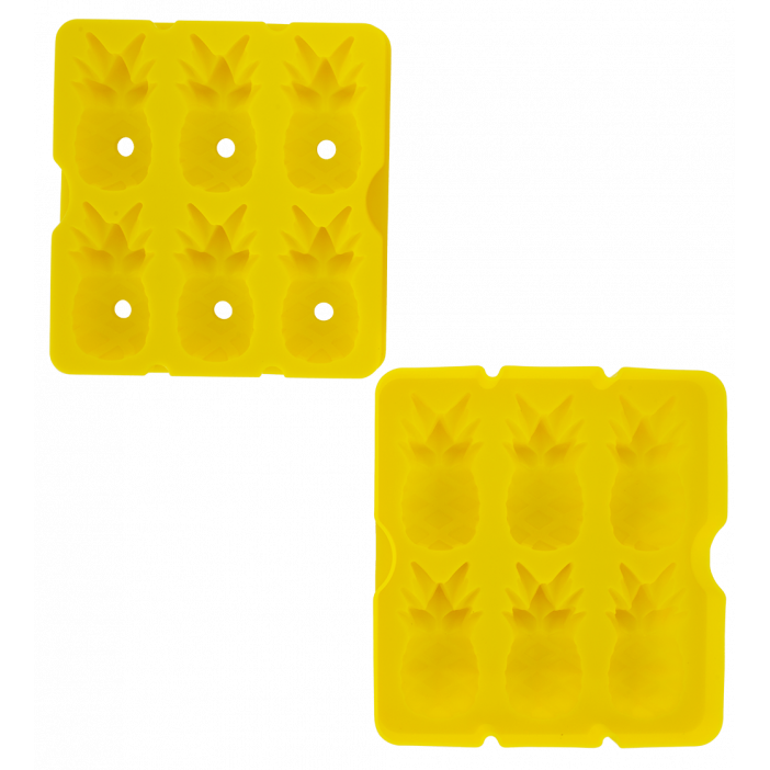 Pineapple - Ice-cube mould