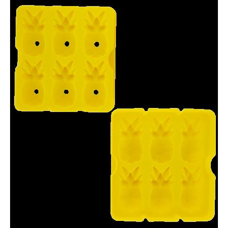 Pineapple - Stampo per cubetti di ghiaccio