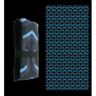 Serviette microfibre - Body DS - Hexableu
