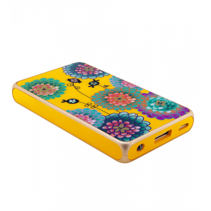 Batteria portatile 5000mAh - Get The Power 2 - Dahlia