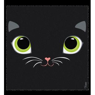 Tissu microfibre pour lunettes - Belle Vue - Cat