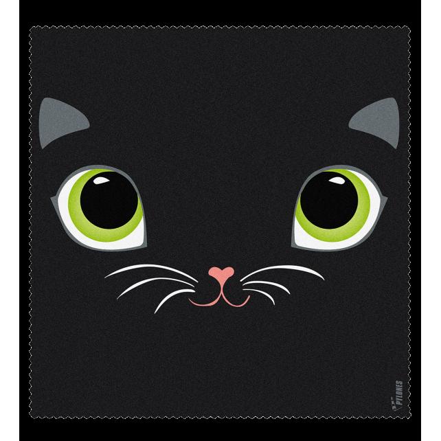 Tissu microfibre pour lunettes - Belle Vue Cat