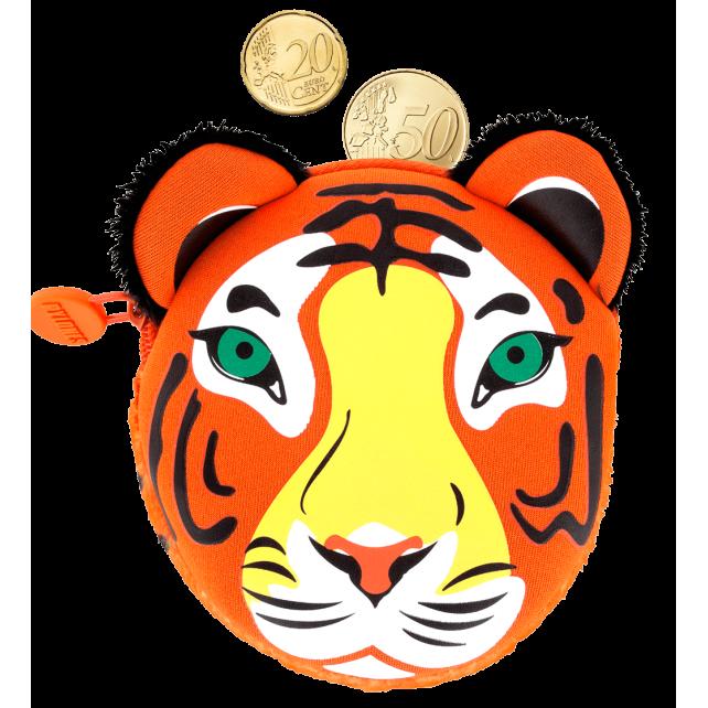 Porte-monnaie - Cat My Coins Tiger