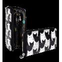 Portafoglio - Voyage Black Cat