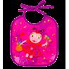 Petit Glouton - Bavoir Ladybird