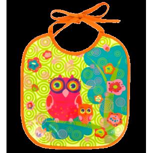 Bib - Petit Glouton - Owl