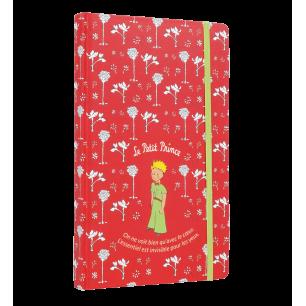 A5 notebook - Dessine moi - Red