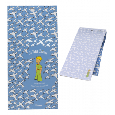 Magnetic memo block - Formalist The Little Prince - Blue