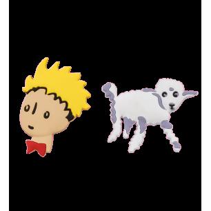 Set de 2 aimants - Magnet Le Petit Prince