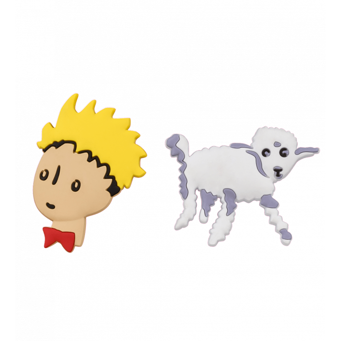 Magnet Le Petit Prince - Set de 2aimants Mouton