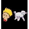 Magnet Le Petit Prince - Set di 2 calamite Mouton
