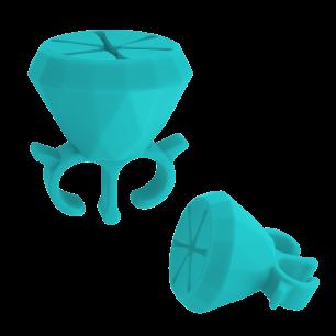 Nail lacquer holder - Diamond Polish