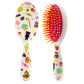 Small Hairbrush - Ladypop Small Blue Flower