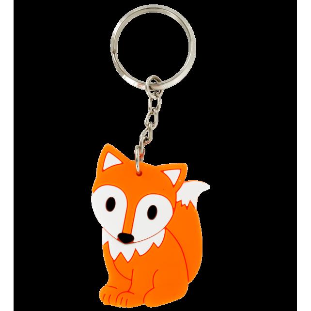 Keyring - Ani-keyri Fox