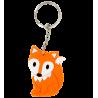 Anikeyri - Porte-clés Fox