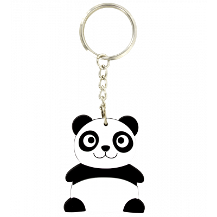 Schlüsselanhänger - Ani-keyri - Panda