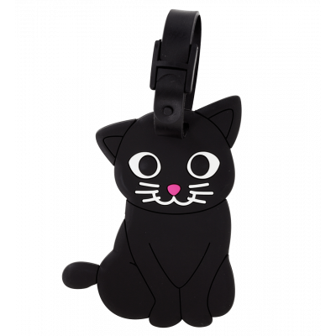 Kofferanhänger - Ani-luggage - Katze
