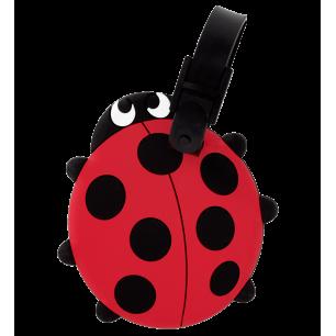 Luggage label - Ani-luggage - Ladybird