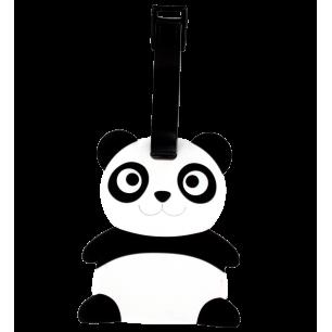 Etichetta per bagaglio - Ani-luggage - Panda