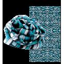 Balade Vitrail - Scarf Vitrail Bleu