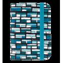 Keep My Contact - Visitenkartenmäppchen Vitrail Bleu