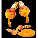 Springseil - Sauterelle Frosch