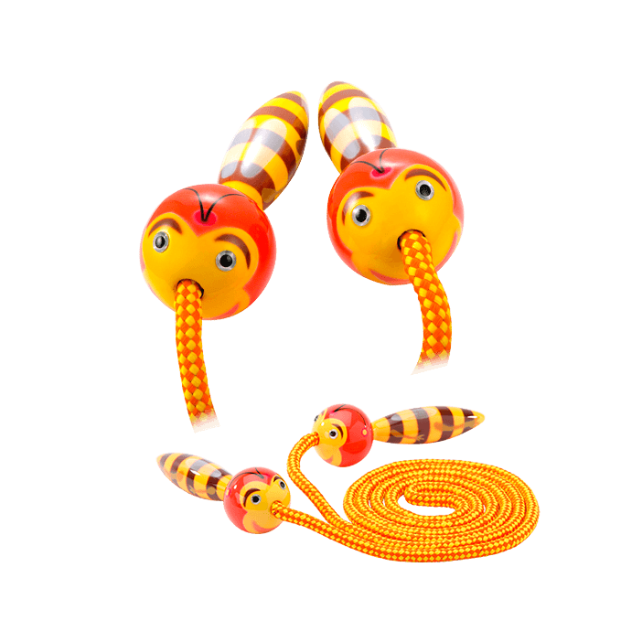 Sauterelle - Springseil Biene
