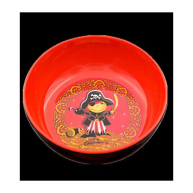 BO. Petit Glouton - Bol pour enfants Pirate