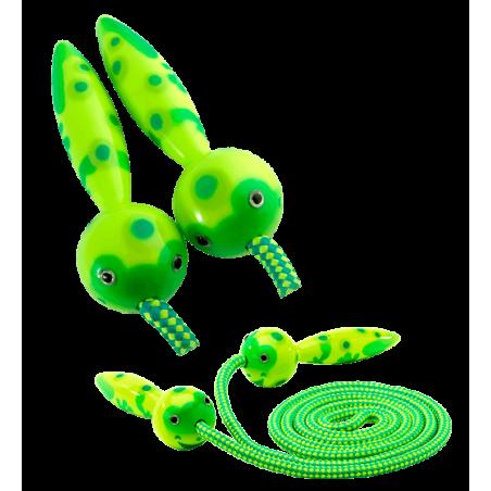 Sauterelle - Corde à sauter Grenouille
