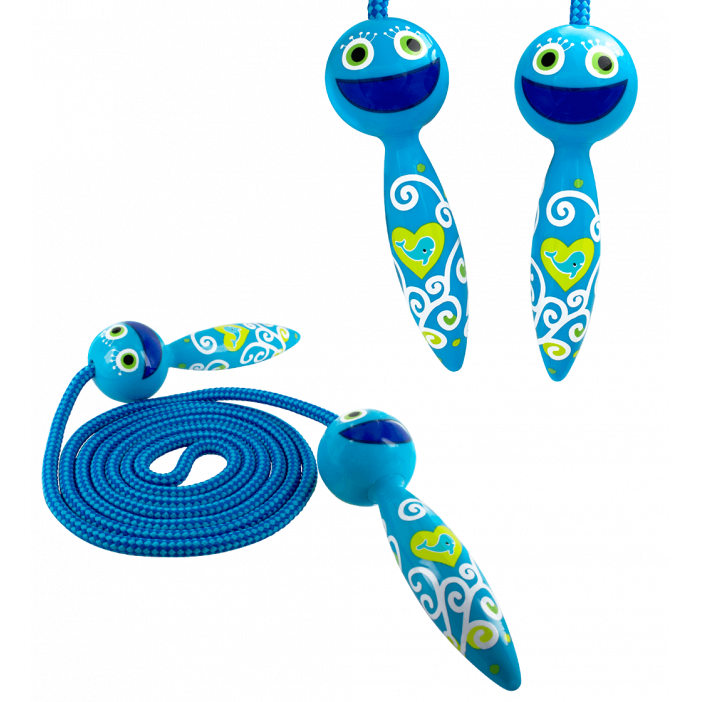 Skipping rope - Sauterelle Whales