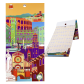 Magnetic memo block - Notebook Formalist Budapest