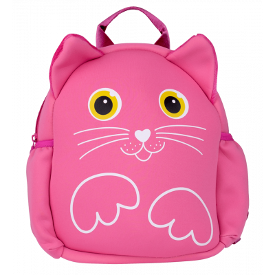 Kids' Backpack - NEO - Cat Pink