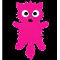 Kabeltrommel - Animal Roll Dunkelblau