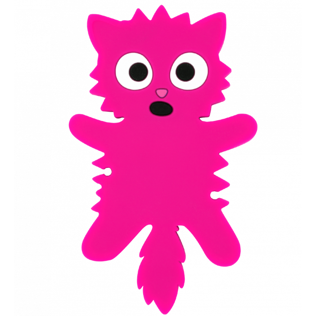 Kabeltrommel - Animal Roll Rosa