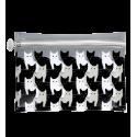Cosmetic bag - Akademik Black Cat