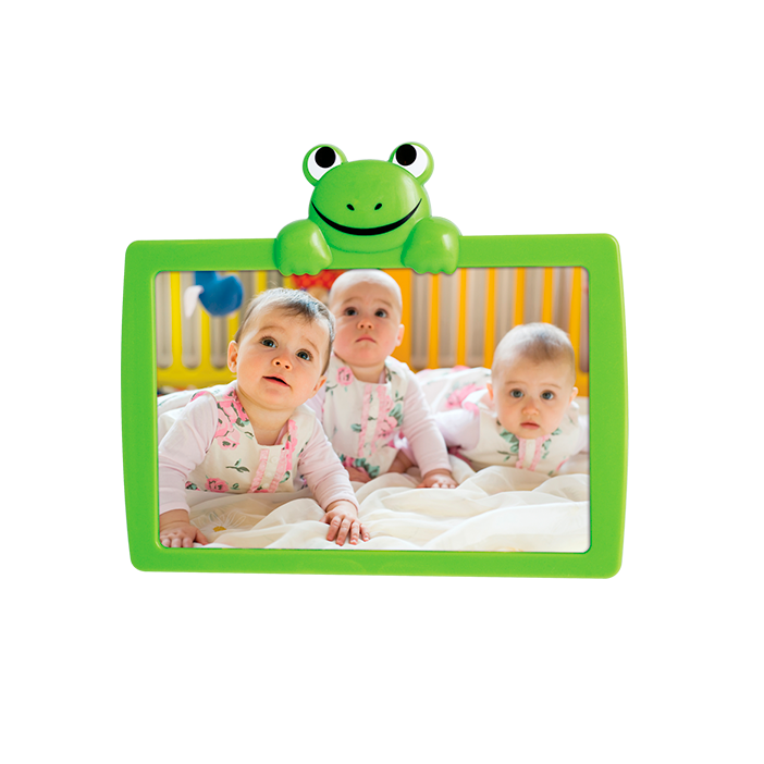 Ani Frame - Cadre photo Grenouille