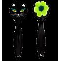 Gesichtsbürste - Pretty Lady Black Cat 2