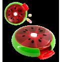 Spin Doctor - Pillendose rund 7 Tage Wassermelone