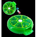 Pillendose rund 7 Tage - Spin Doctor