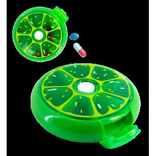 Spin Doctor - Portapillole 7 giorni - Citron